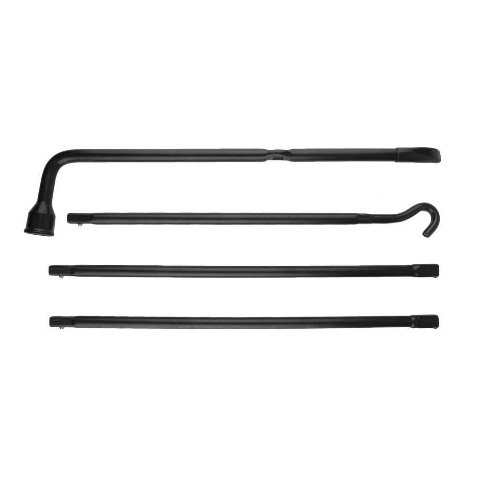 Premium Spare Tire Lug Wrench Tool Kit Replacement For Ford F-150 2004-2014