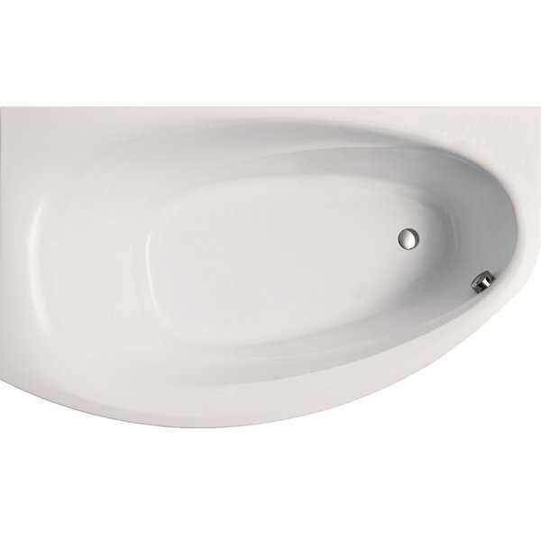 Aquatica Anette-B Right Corner Acrylic Bathtub