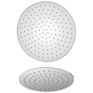 Latoscana Round 8' Stainless Steel Ultra-Thin Shower Head